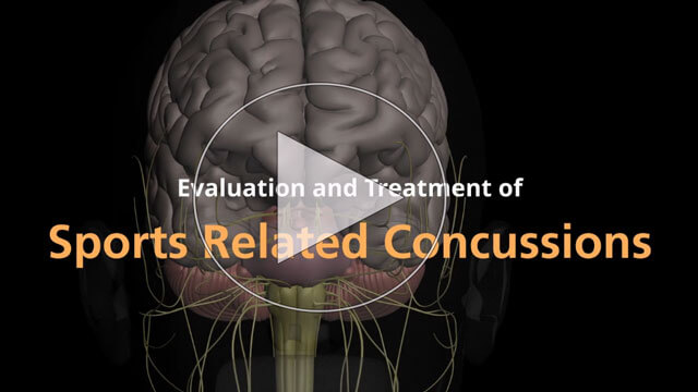 Sports Concussion physical therapy continuing education